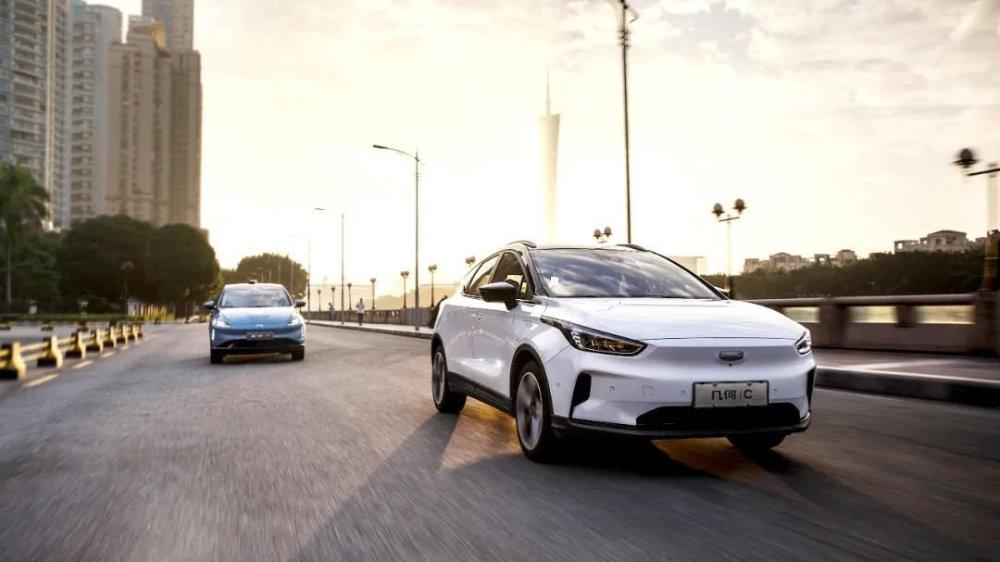 几何汽车瞄准用户需求:携手小鹏开启纯电造车共创共融新路径