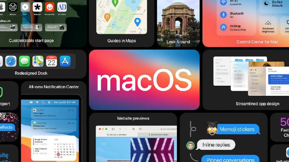 对 macOS Big Sur 设计变化的再思考