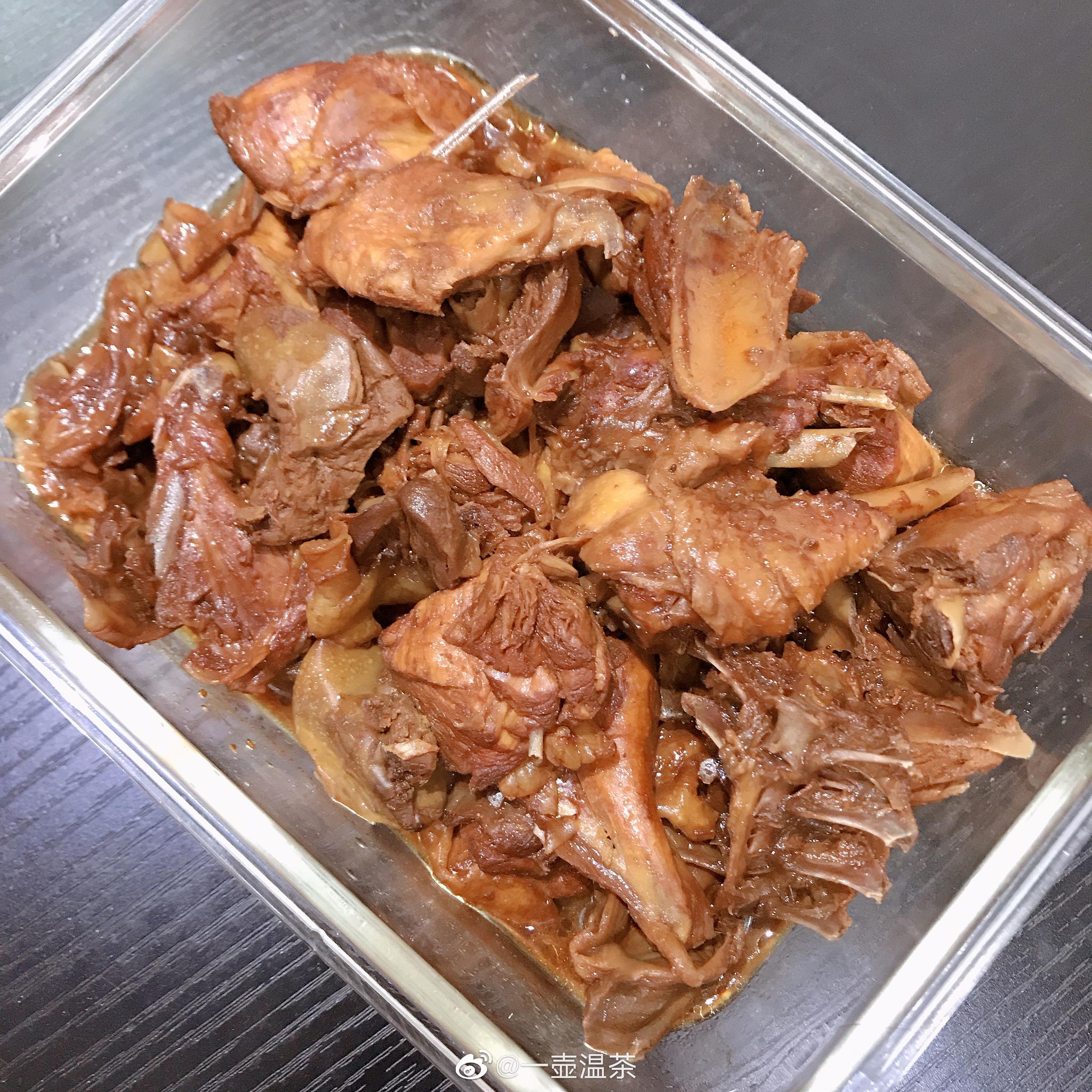 New Day 106p1 红烧鸡块 p2 花菜肉片 p3 肉末豇豆p4 荠菜豆腐 p5