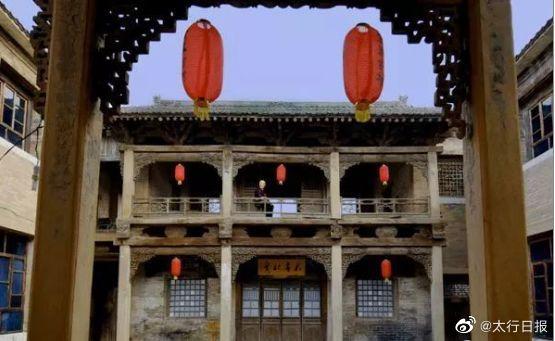 藏在泽州的太行古堡,星罗棋布的明清建筑群