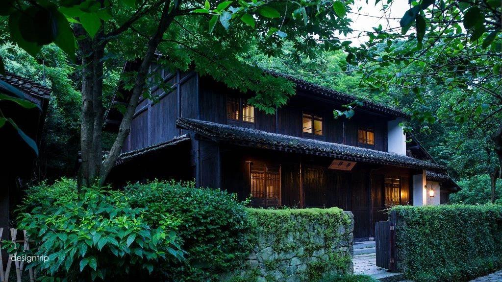 室内设计;家居设计;酒店设计;建筑设计杭州安缦法云酒店