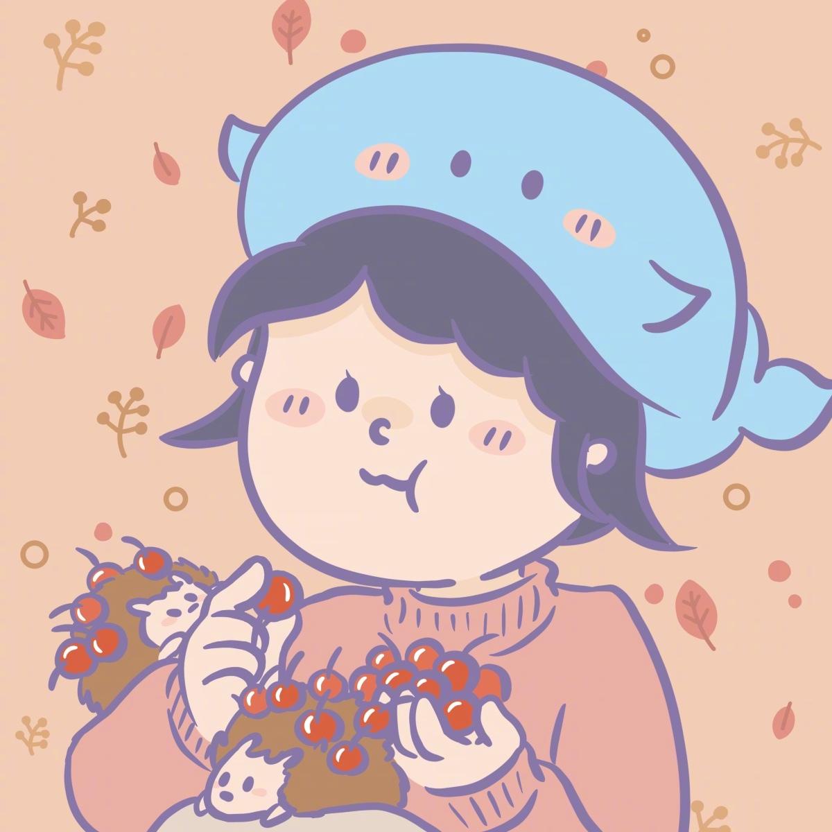 秋天的粽3明天转发里抽一个朋友勇有小鲸鱼干发帽帽 @微博抽奖平台
