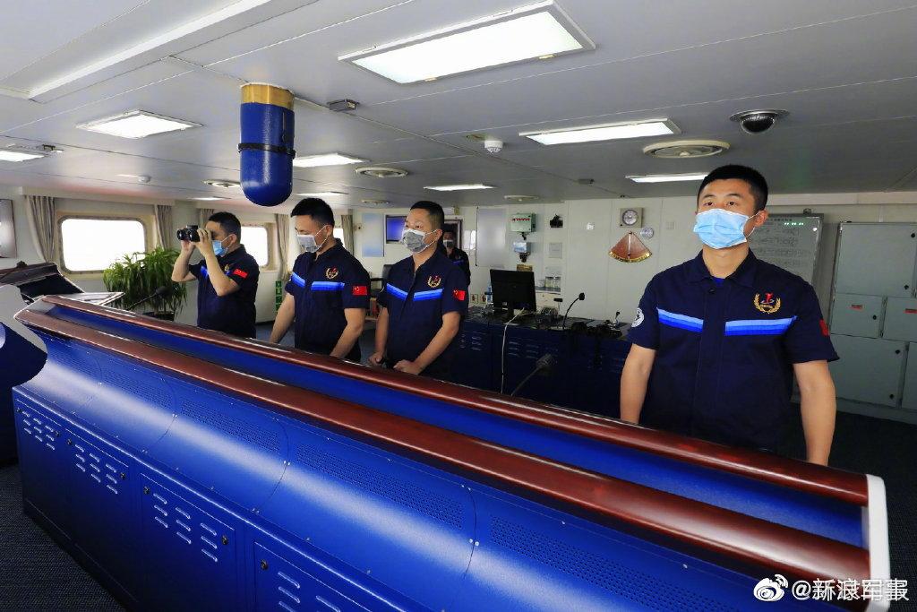 远望3号船前往江南造船厂开展维修改造