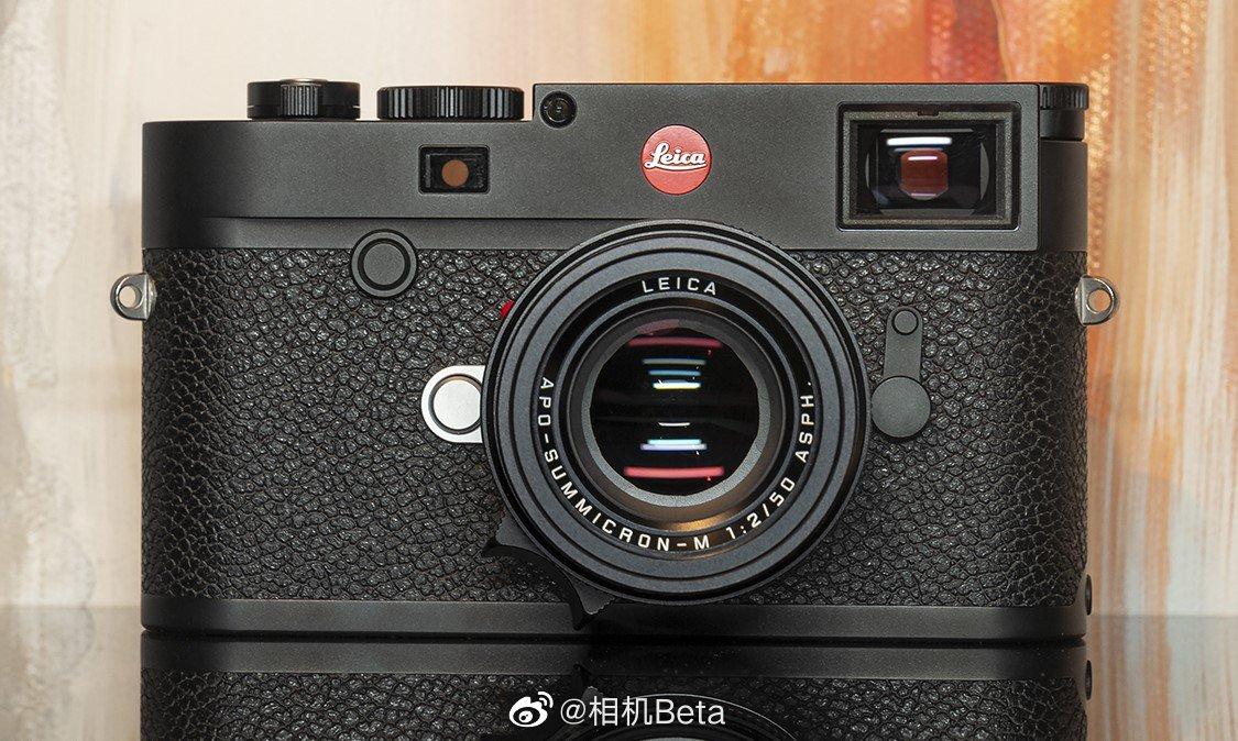 徕卡高像素新机Leica M-10R传感器测试