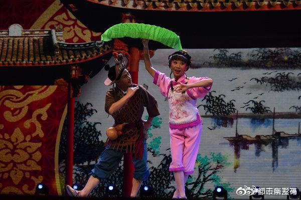 第八届云南文学艺术奖颁奖晚会在昆举行