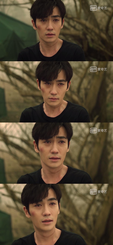 《重启》朱一龙回头找潘子和阿宁的眼神太心疼了
