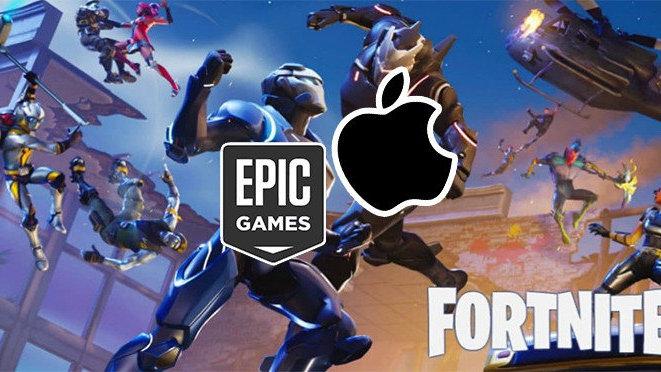 手撕苹果、拳打谷歌,Epic是真的勇!