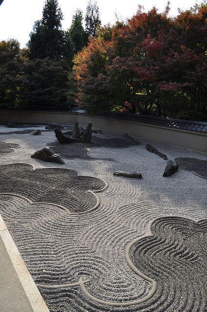 日本景观丨枯山水