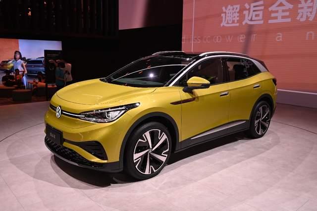新能源、轿车、SUV,上汽大众大众广州车展甩出三张王炸