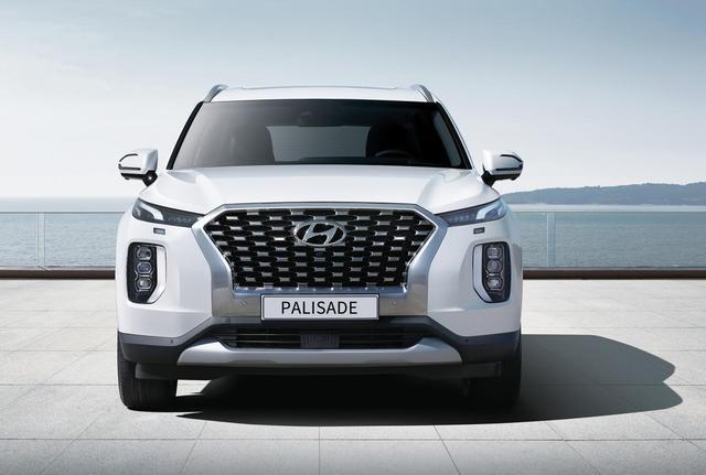 进口大型SUV预售31万元起 现代帕里斯帝北京车展上市