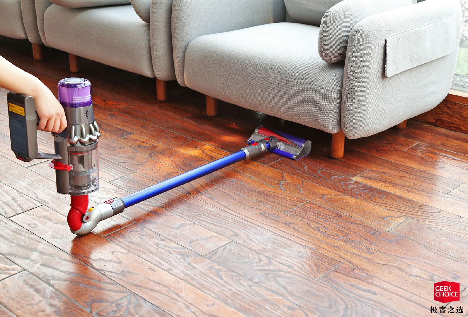 戴森最强吸尘器来了,原来做家务也能很开心