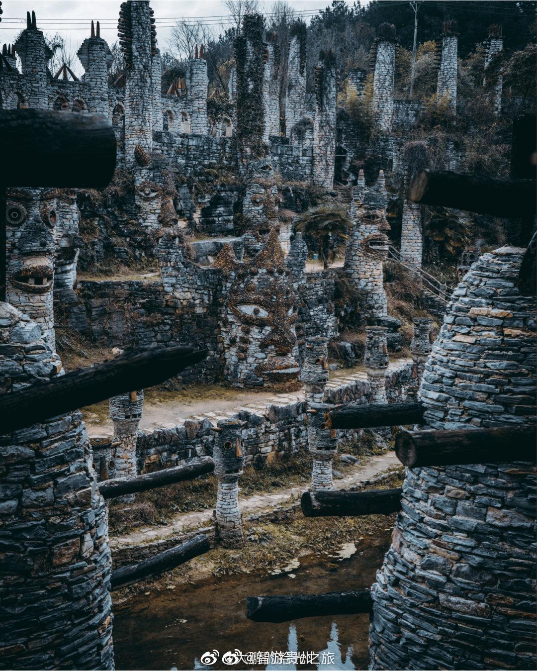 贵州旅游│20年匠心只为铸造心中的夜郎古堡