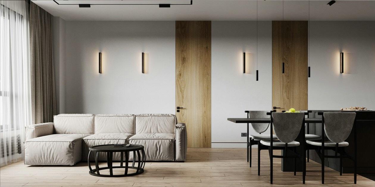 木质温馨的浪漫,优雅而柔和的质感美学 汕头设计师/汕头室内设计
