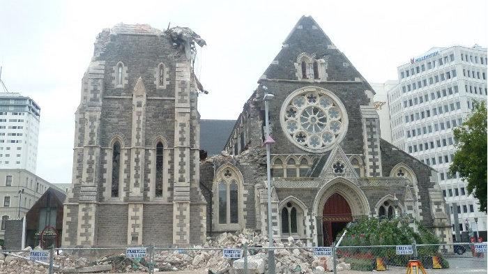 2010年新西兰基督城7.1级地震的几点思考