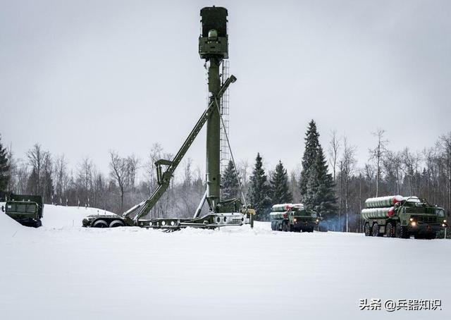 土耳其的S-400防空导弹系统 配置缩水依旧可用