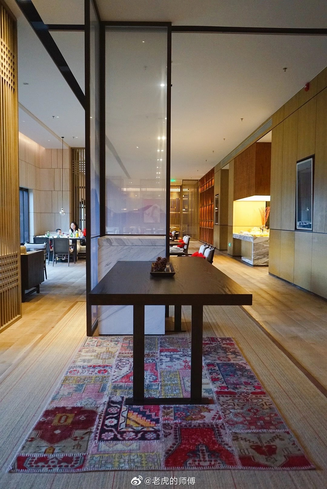 深圳|佳兆业万豪酒店·行政酒廊每一家有行政酒廊的度假⛱️酒店都