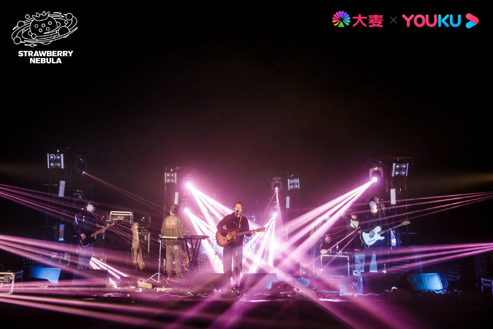 《为你唱首歌》@痛仰乐队 在武汉开唱,为武汉开唱