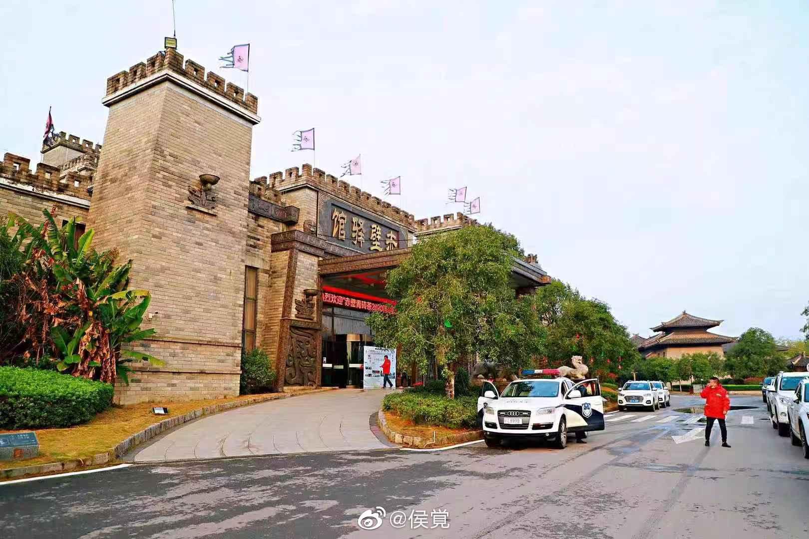 自驾旅行|品赤壁青砖茶 游古镇羊楼洞赤壁羊楼洞茶产区位于幕阜山南