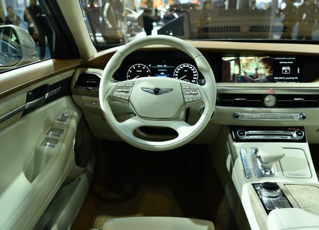 对标奔驰S级?现代这款D级豪车要入华,3.0T引擎压榨320马力!