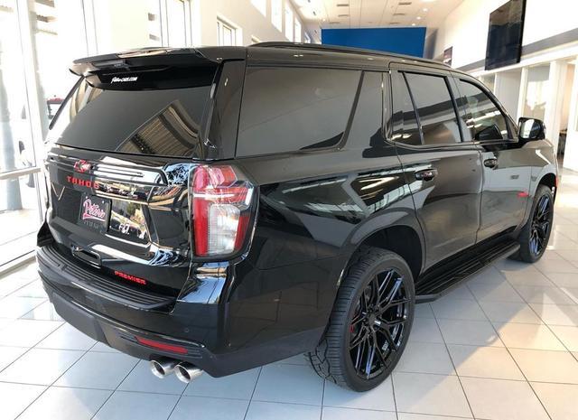 雪佛兰最霸气SUV!新一代Tahoe实拍,6缸引擎配大7座!