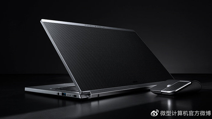 宏碁联手保时捷设计,推出Porsche Design Acer Book笔记本电脑