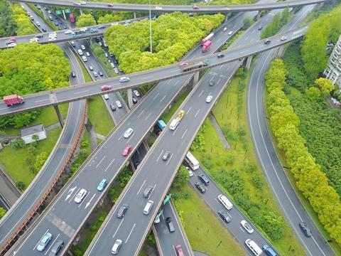 嗲出天际!上海这些网红高架桥超赞,你都知道吗?