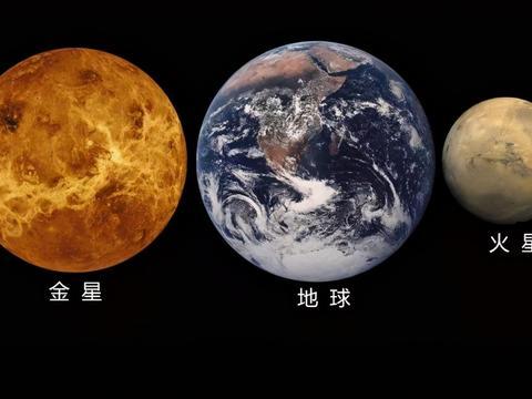 太阳系原先有三个地球,另外两个哪去了?答案很残酷
