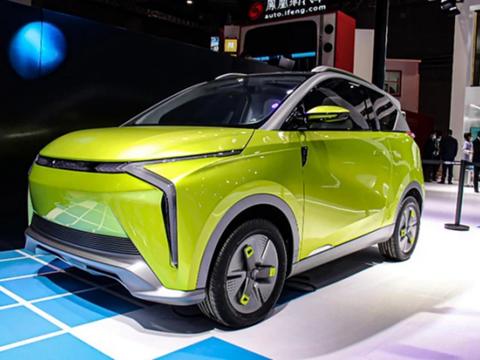 奇瑞新能源将发布两款全新车型,小蚂蚁系列迎来新成员