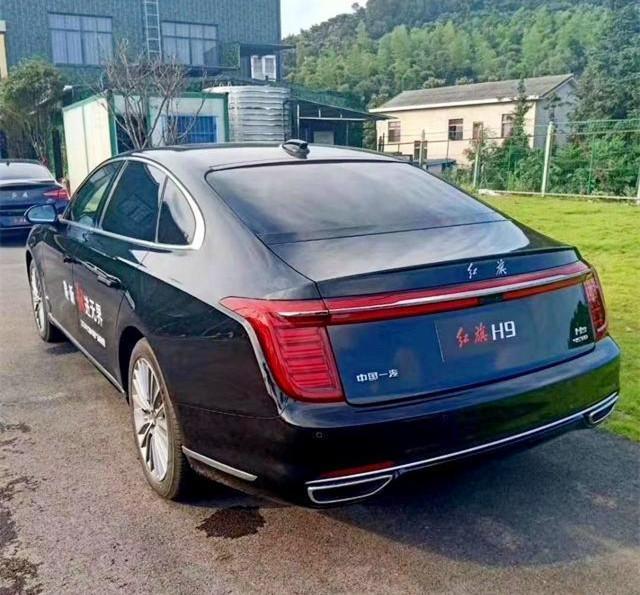"""国产车中的""""实力王"""",长超5米1,后驱+空气悬挂,提供终身质保"""