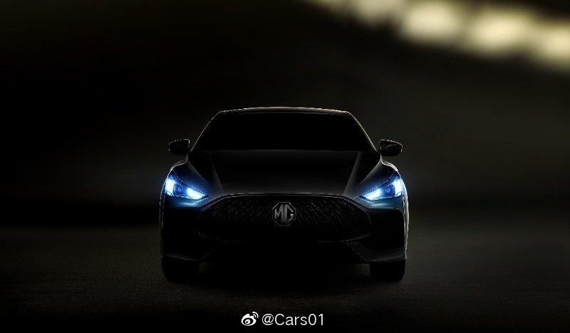 全新名爵5预告图发布,新车将于年内发布。图3/4为申报图 ~