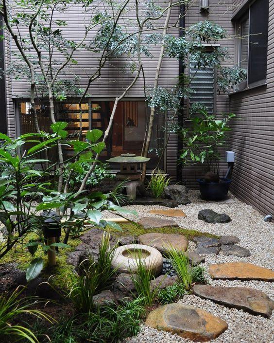 日式庭院造景