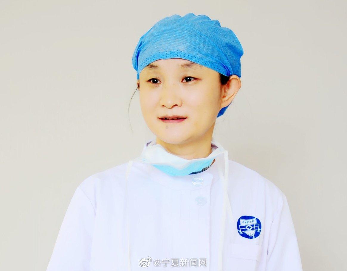宁夏第一批援湖北医疗队队员刘艳红用画笔讲述战疫故事