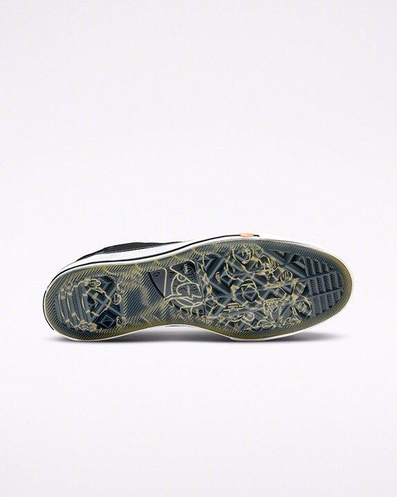 洛杉矶街头品牌 ROKIT x Converse Chuck 70 联名鞋款