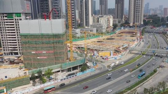 沙河西改造、坪山三院、深大新校区…这些大项目都复工了!