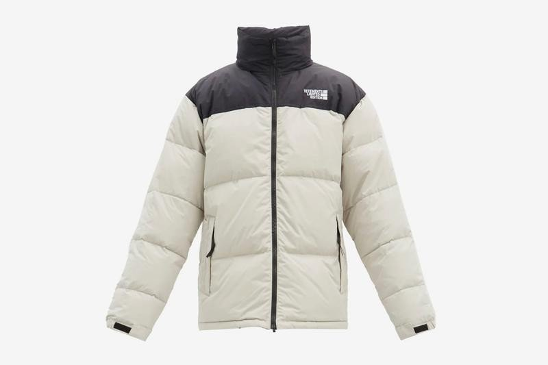 Vetements 推出致敬 The North Face 的全新外套单品