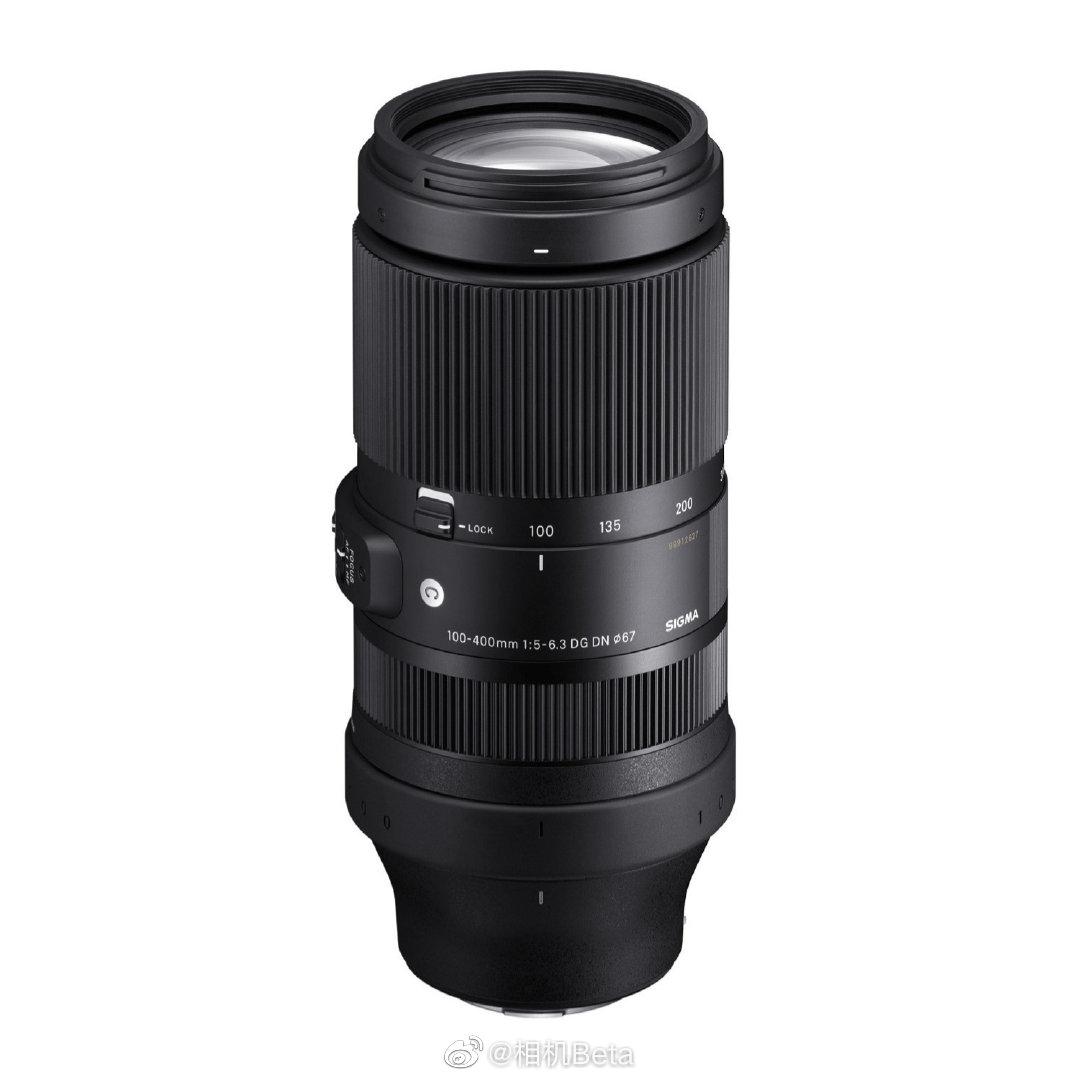 一批新品!适马新100-400mm F5-6.3 DG DN OS规格参数以及价格曝光