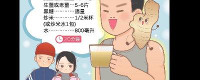 养生茶饮 冬天你喜欢喝什么茶来保暖呢?