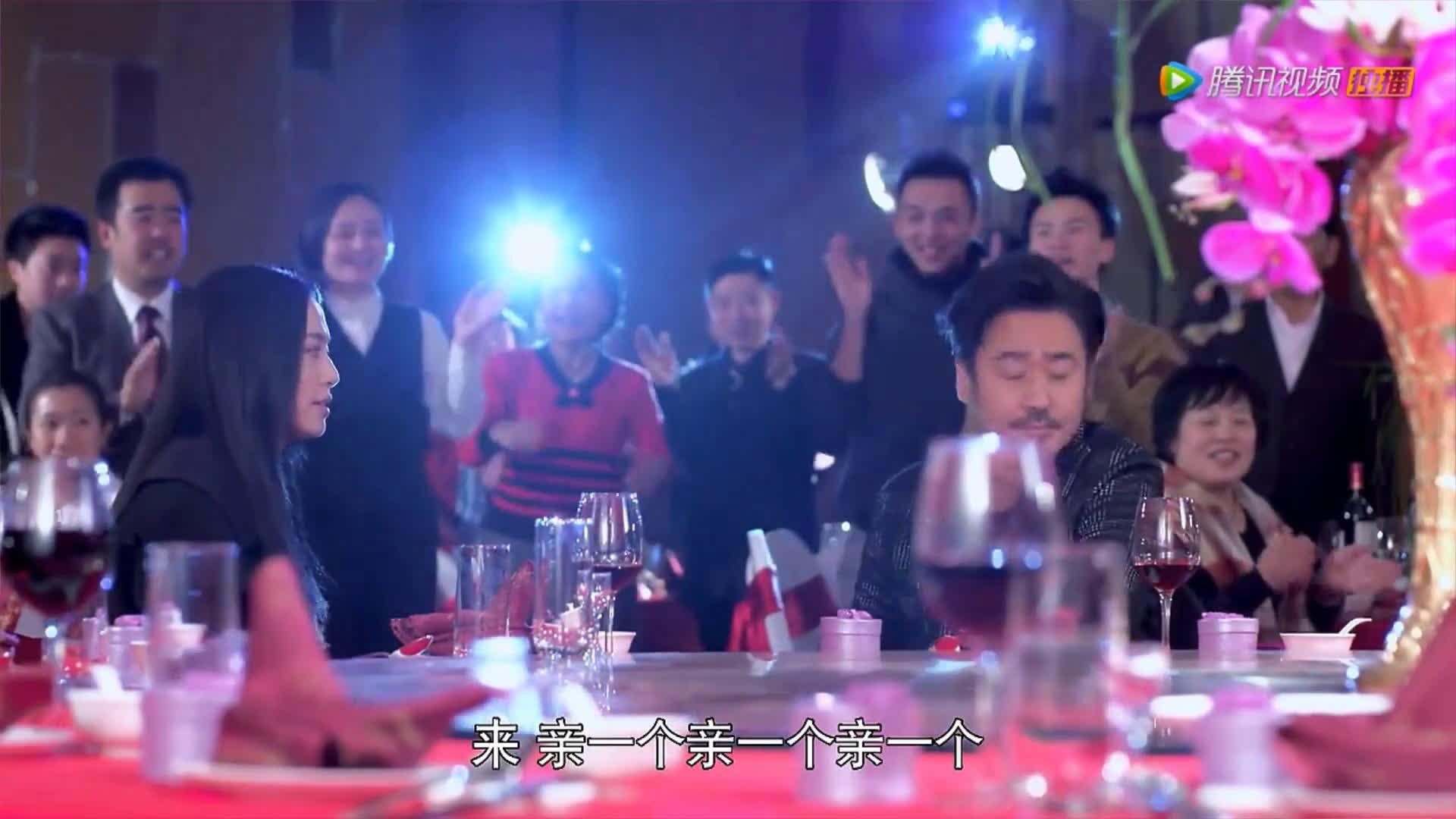 【离婚律师】燃!姚晨将军,结果最后两人真的亲上了!