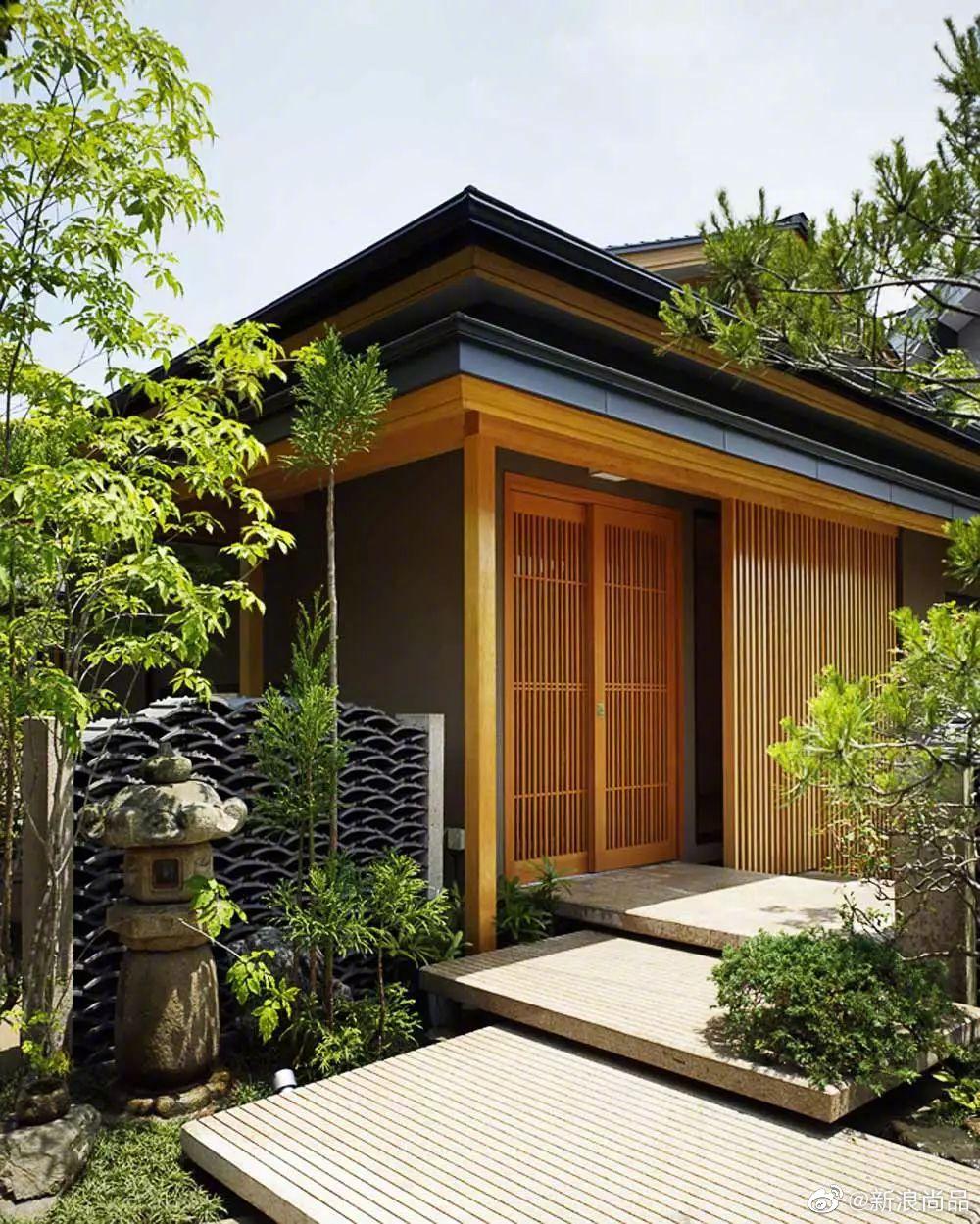 以禅宗园艺为主题的花园设计,亭、台、楼、阁,还原生活境意