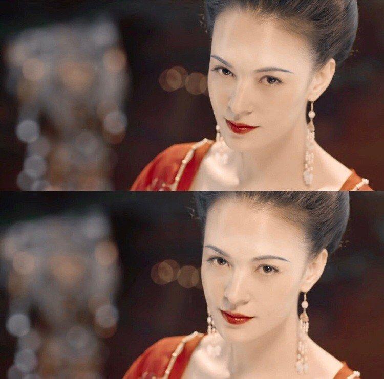 妖猫传张榕容跟张雨绮你们觉得谁更适合杨贵妃或者春琴