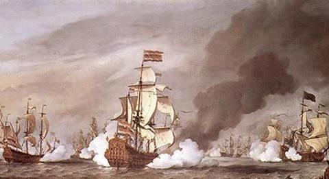 每天读点书:英国海上霸权是如何奠定基础的
