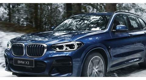 创新生态可持续丨迎面相遇,一眼便为之倾倒 BMW X3