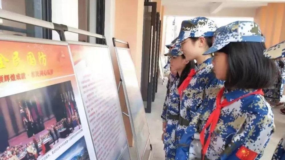 军队代表张学锋建议修改国防教育法:让国防教育进教材、进校园