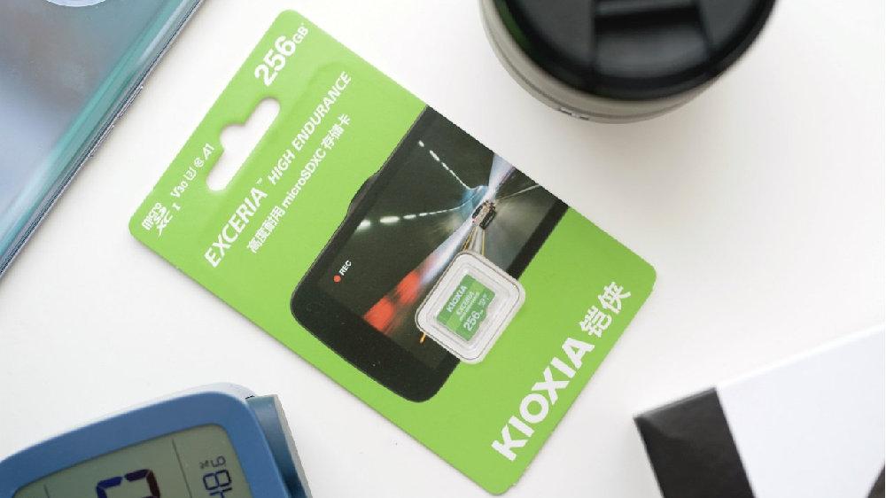 行车记录仪的优质伴侣:铠侠高度耐用存储卡评测