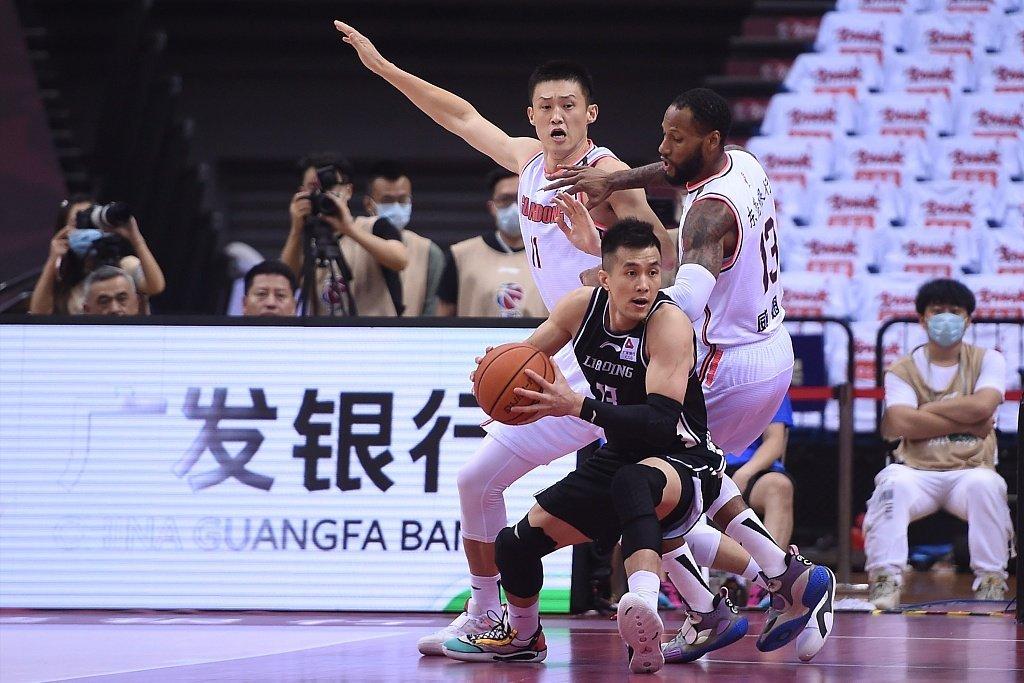 CBA总决赛首战,广东宏远战胜辽宁本钢,取得1:0领先!