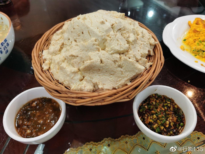 河北青龙县第一餐,品尝了当地特色水豆腐