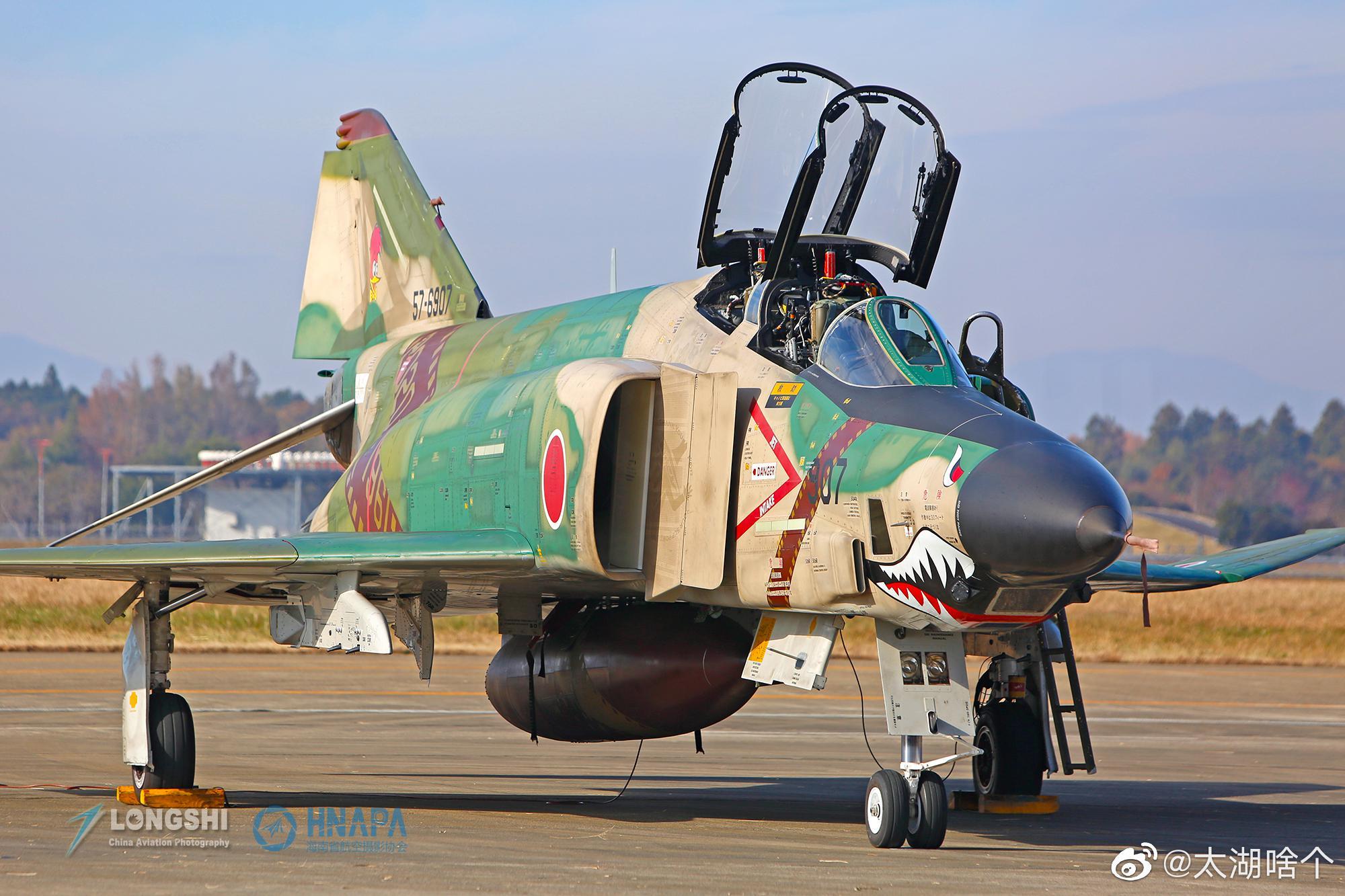 日本航空自卫队目前有12个战斗机中队,未来会增加1个中队