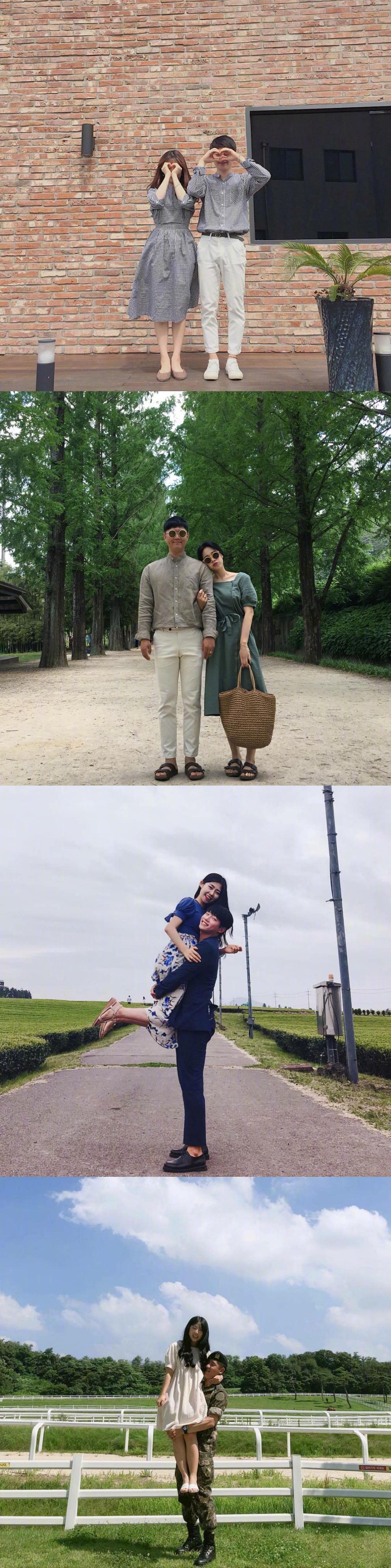 一组情侣拍照姿势马住参考!