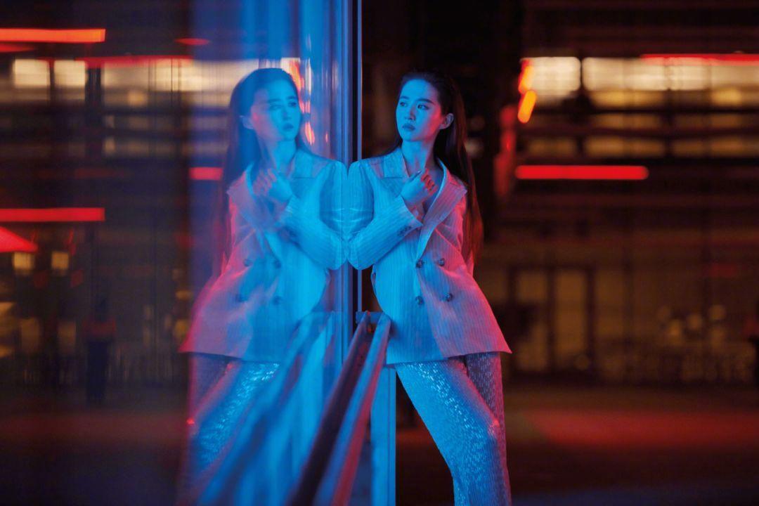 """刘亦菲--Emporio Armani 2020春夏广告大片风华, 流光""""菲""""舞"""