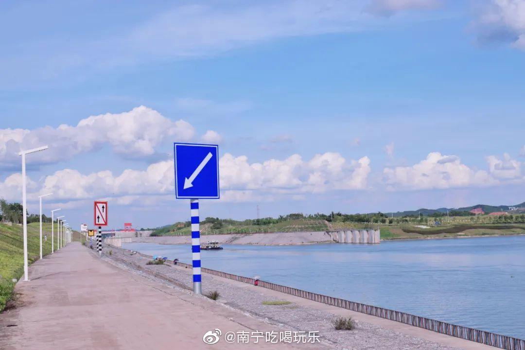 10个邕江边0元拍摄地,周末